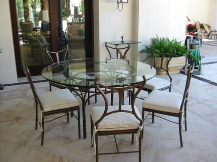 Aegeo dining set