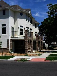 Denver new row house