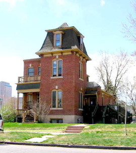 Denver Historic structure 4