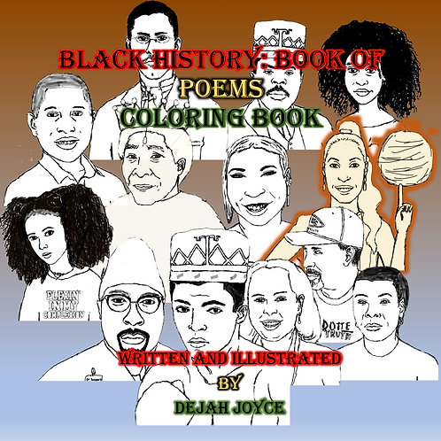 Black History: Book of Poems