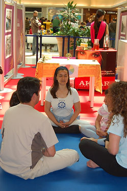 Foto Yoga Oeiras Semana da Saúde 2