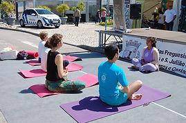 Yoga Oeiras