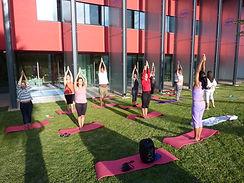 Yoga Oeiras empresa Roche 1