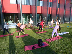 Yoga Oeiras empresa Roche 2
