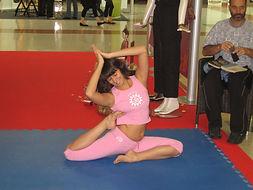 Foto Yoga Oeiras Semana da Saúde 1