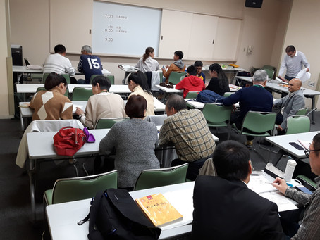 11月11日は新人5名を含む13名が参加。先生も増え総勢25名に。