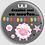 Thumbnail: Badge rond à épingle Existe en jaune, rouge,gris - Ø 38,45 Réf BE1