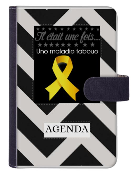AGENDA organiseur rechargeable Endométriose
