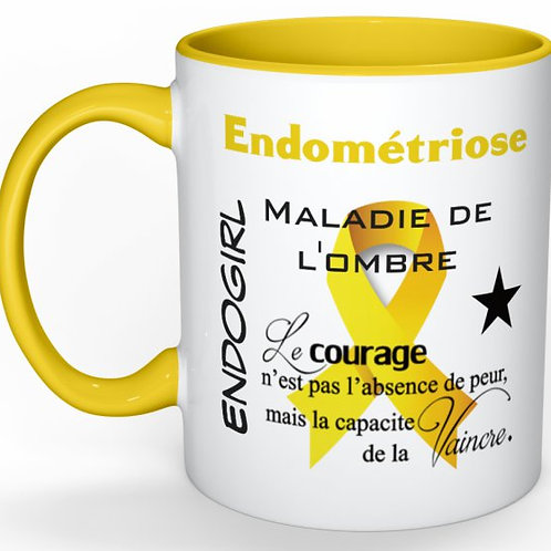 MUG ENDOMÉTRIOSE Réf MU35