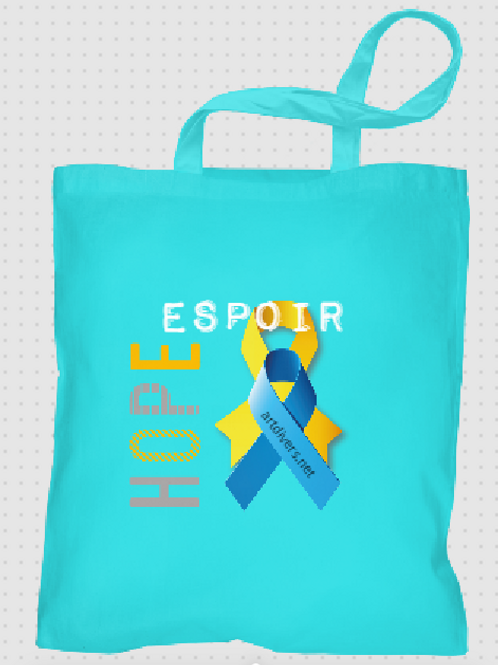 TOTE BAG FIBROMYALGIE et ENDOMETRIOSE REF TB5