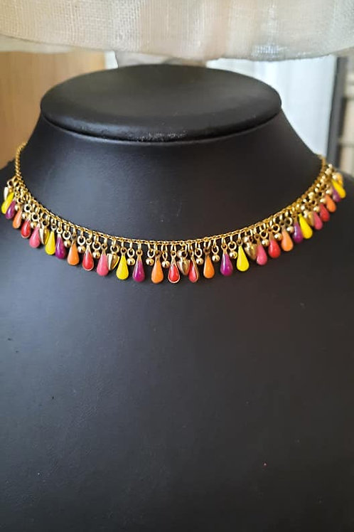 Réf CD32 COLLIER CHAINE ULTRA DELICAT