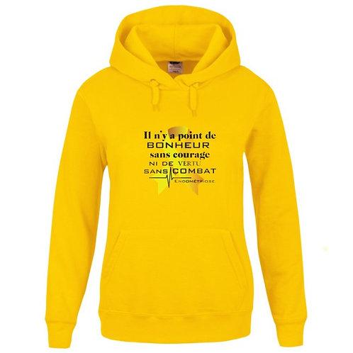 Sweat-shirt Capuche avec poche kangourou Réf SEN27