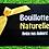 """Thumbnail: BOUILLOTTE Réf BA20 tissus NOIR """"endométriose"""""""