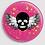Thumbnail: Badge rond à épingle Ø 76mm  Ref B61