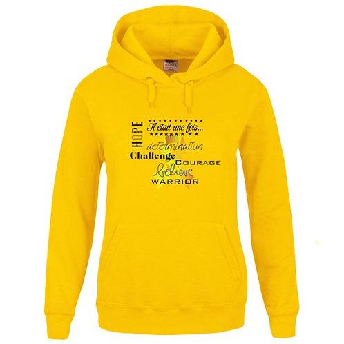 Sweat-shirt Capuche avec poche kangourou Réf SEN30