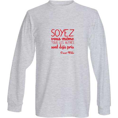 T-shirt coton épais RéfML15