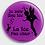 Thumbnail: Badge rond à épingle fée - Ø 56 Existe plusieurs coloris