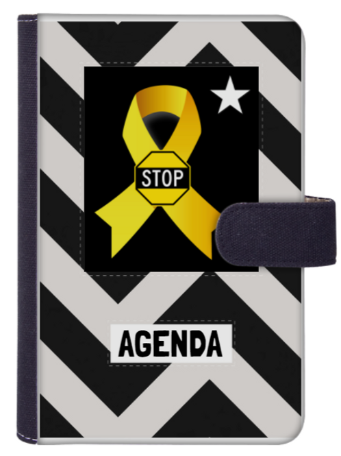AGENDA organiseur rechargeable Endométriose