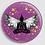 Thumbnail: Badge rond à épingle Ø 76mm  Ref B60