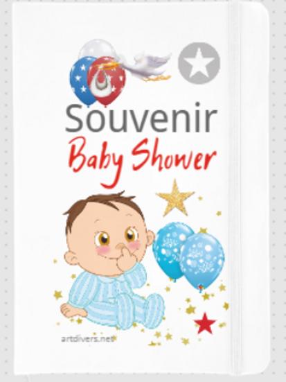 Carnet - cahier BABY SHOWER Réf CN11