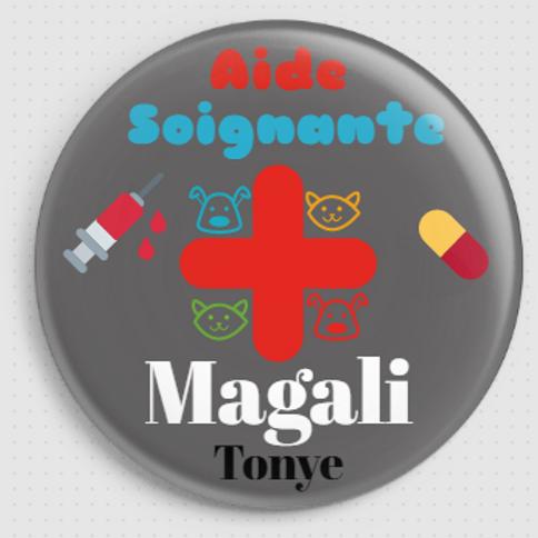 COMMANDE MAGALI