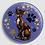 Thumbnail: Badge rond à épingle Ø 76mm  Ref Bd27