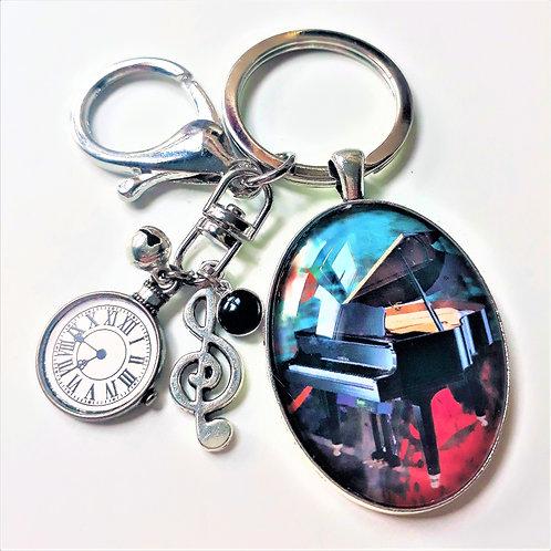 Porte clé PIANO REF PT1
