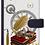 Thumbnail: AGENDA organiseur rechargeable PERSONNALISATION PRÉNOM