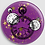 Thumbnail: Badge rond à épingle Ø 76mm  Ref Bd25