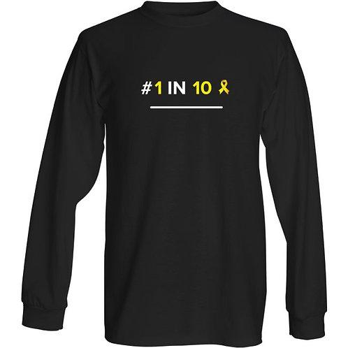 T-SHIRT Existe en noir, blanc, gris REF TEN39