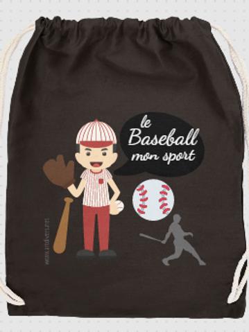 GRAND SAC A DOS baseball réf SC4