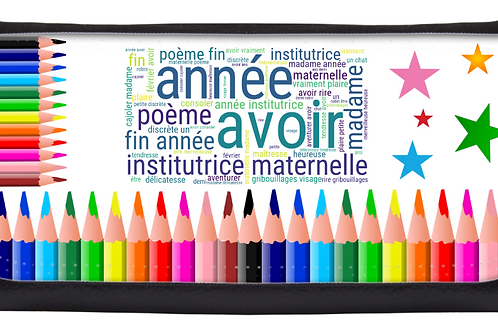 PORTEFEUILLE INSTITUTRICE MATERNELLE