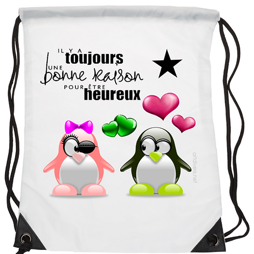BONNE RAISON D'ETRE HEUREUX