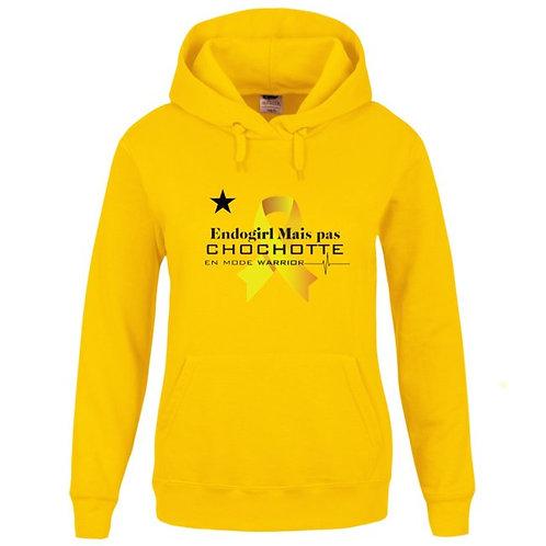 Sweat-shirt Capuche avec poche kangourou Réf SEN29