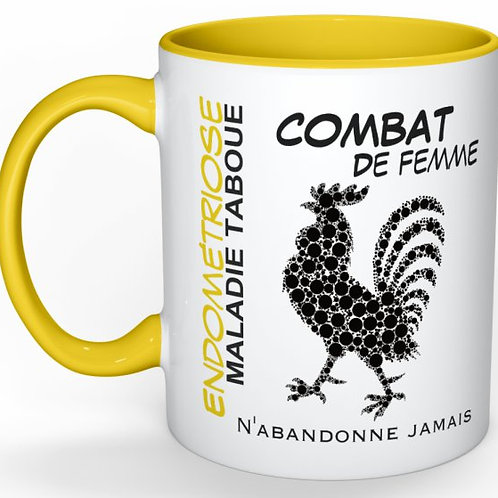 MUG ENDOMÉTRIOSE Réf MU30