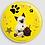 Thumbnail: Badge rond à épingle Ø 76mm  Ref Bd32