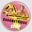 Thumbnail: Grand Badge rond à épingle Ø 76mm ENDOMETRIOSE Ref ba3
