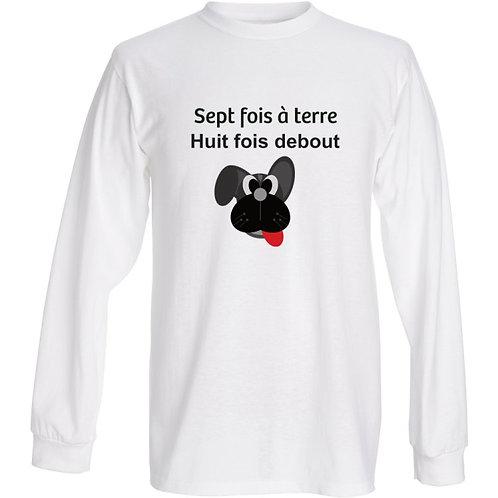 T-shirt coton épais RéfML1