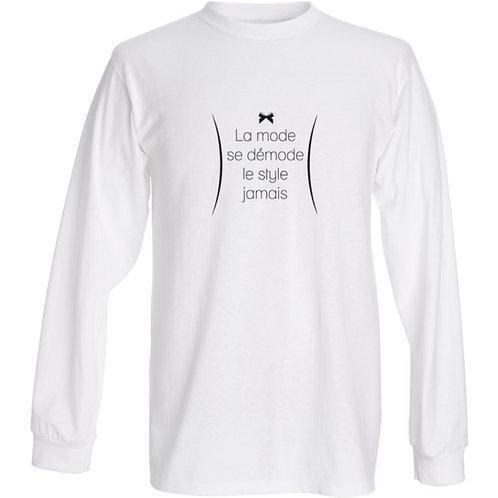 T-shirt coton épais RéfML14