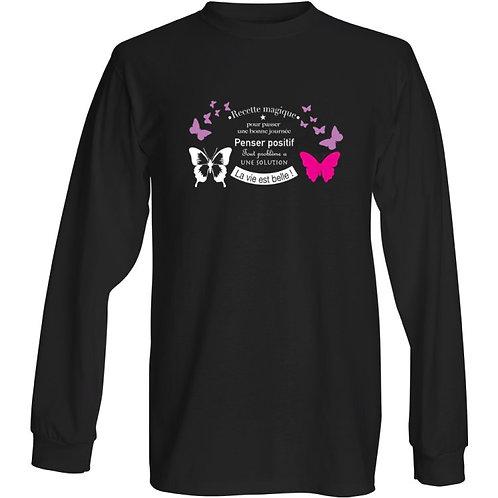 T-shirt coton épais RéfML12