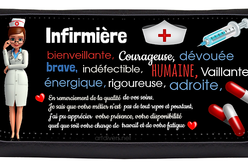 PORTEFEUILLE INFIRMIERE