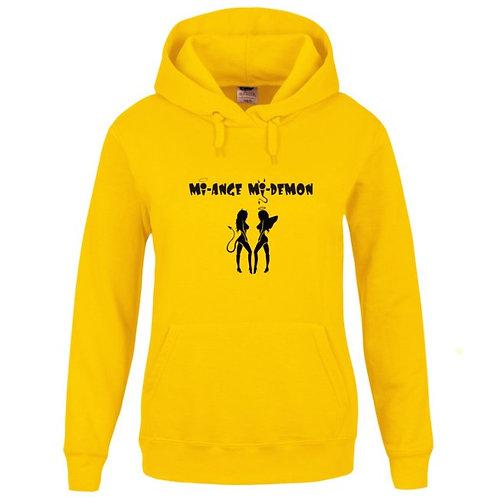 Sweat-shirt Capuche avec poche kangourou Réf SWC3