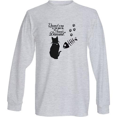 T-shirt coton épais RéfML18
