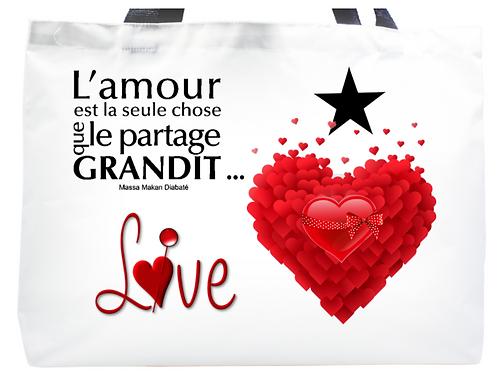 L'AMOUR GRANDIT LE PARTAGE