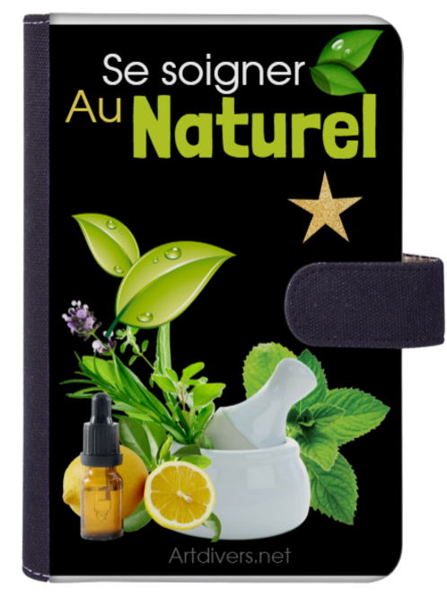 AGENDA organiseur rechargeable NATUROPATHIE