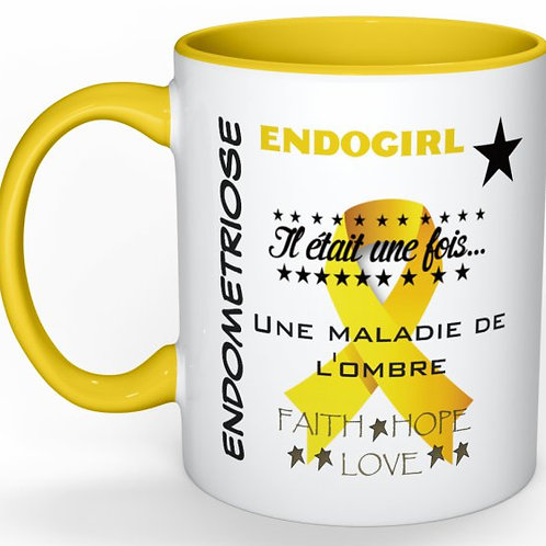 MUG ENDOMÉTRIOSE Réf MU50