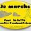 Thumbnail: Badge ovale à épingle - Ø70x45mm  REF BD 14 existe en noir, jaune