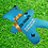 Thumbnail: Bouillotte sèche FEE PAPILLONS bobby's garnie de noyaux d