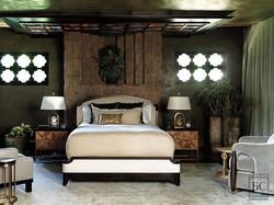 ARABESQUE BED (KING)