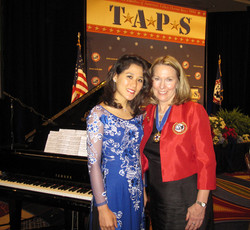 22nd Annual TAPS National Military Survivor Seminar & Good Grief Camp Founder & President of TAPS: B